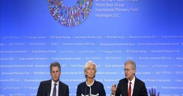 El FMI prevé más paro y menos crecimiento que el Gobierno