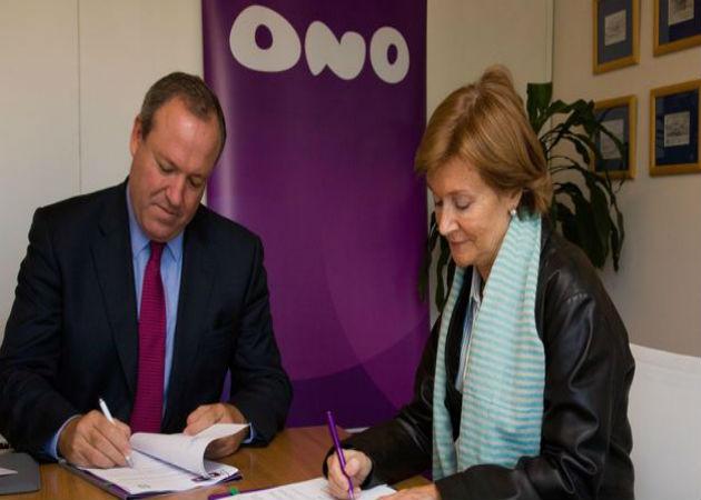 ONO y Cepyme promocionarán el uso de las TIC entre pymes y autónomos