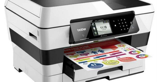 Brother MFC-J6920DW, nueva impresora para pymes