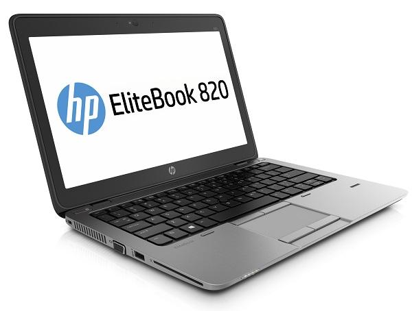 HP presenta el portátil profesional EliteBook 820 G1