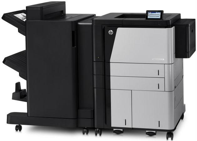 ¿Tu negocio necesita una buena velocidad de impresión? Llega la HP LaserJet Enterprise M806