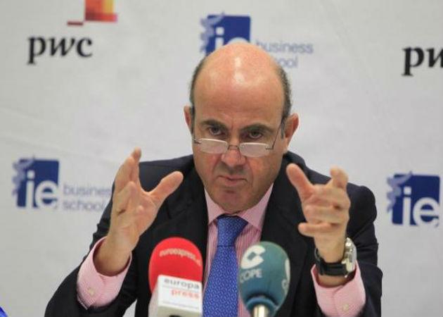 Guindos inaugura el nuevo mercado para pymes