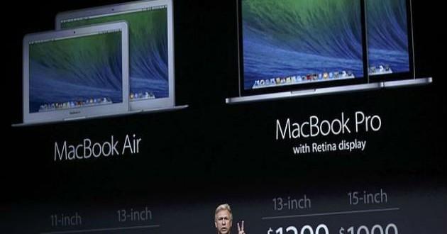 Así son los nuevos MacBook Pro