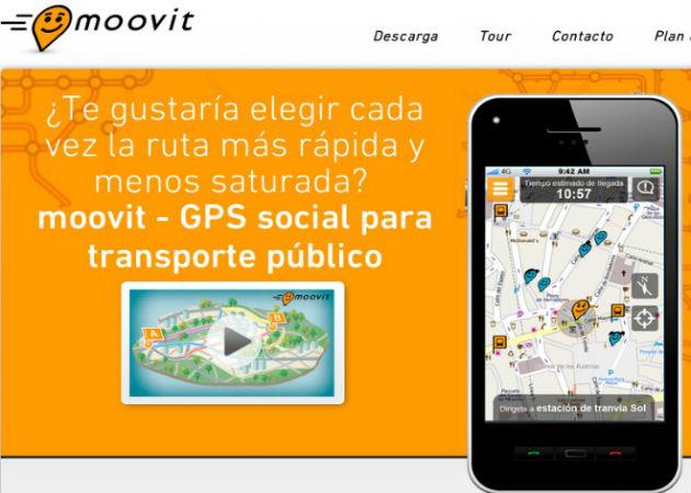 Moovit, la solución a las huelgas e imprevistos del transporte público