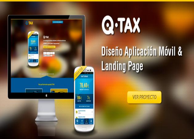 Q-Tax convertirá tus tickets en facturas