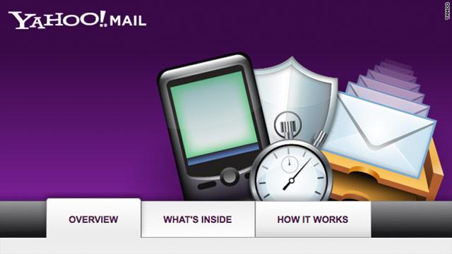 ¿Quieres más espacio en tu correo? Pásate a Yahoo!, ahora ofrece hasta 1TB