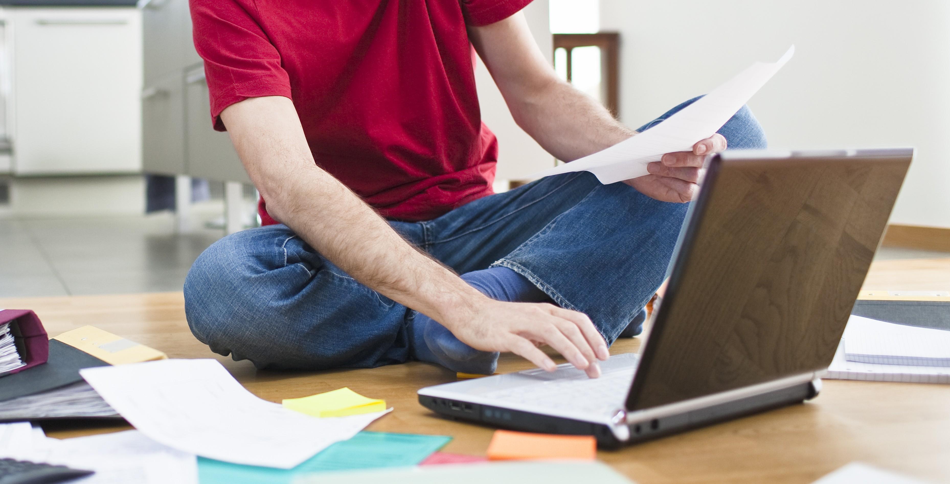 Los teletrabajadores son más felices y productivos