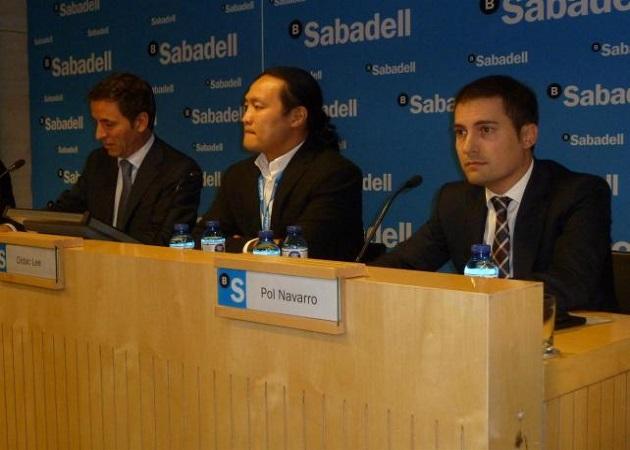Banco Sabadell presenta el programa BStartup