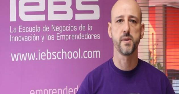IEBS Business School nombra nuevo director a Oscar Fuente