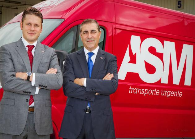 ASM ofrece la posibilidad de realizar cambios en la entrega de un envío a través del smartphone