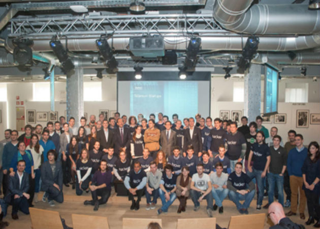 "300 jóvenes se benefician del programa ""Talentum Startups"" de Telefónica"