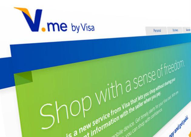 La nueva cartera digital de Visa, V.me, llega a Europa
