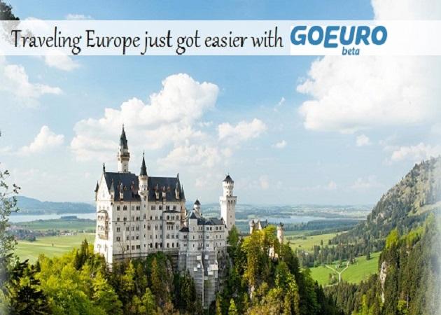 GoEuro, buscador especializado en comparación de medios de transporte, llega a España