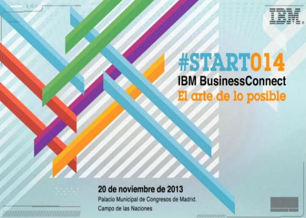 IBM te muestra las soluciones tecnológicas más novedosas para tu empresa en #START014