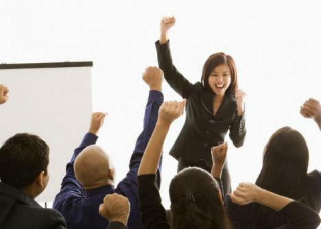Cómo motivar a tu equipo en menos de 5 minutos