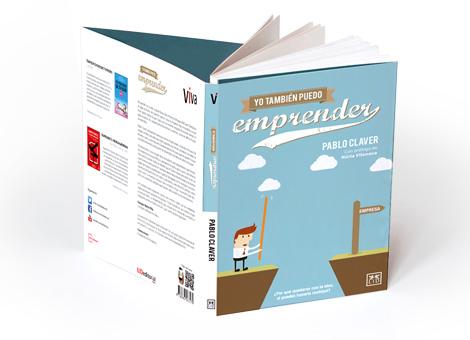Tú también puedes emprender: gana un libro firmado por Pablo Claver