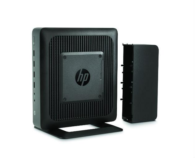 HP t620, el primer thin client con procesadores de cuatro núcleos y sin ventiladores