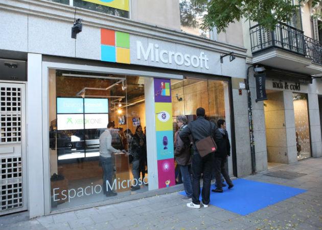 Microsoft inaugura en el centro de Madrid un espacio gratuito de coworking