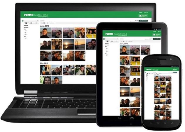 Crea copias de seguridad en la nube de tu PC y smartphone con Nero BackItUp 2014
