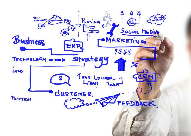 Más de la mitad de las empresas carecen de una estrategia digital integrada