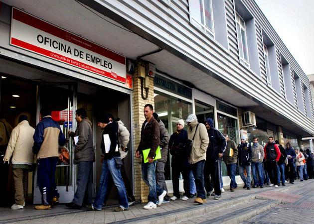 Más de dos millones de parados no tienen ningún tipo de cobertura por desempleo