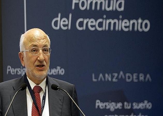 Juan Roig eleve a cuatro millones su aportación a la segunda edición del proyecto Lanzadera