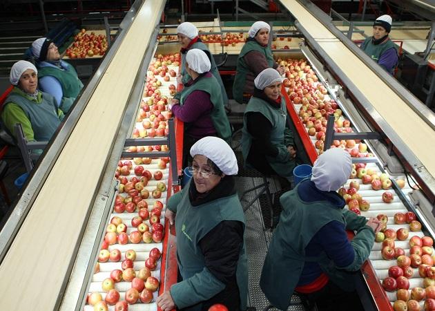 En España el empleo femenino a tiempo parcial aumenta desde 2007