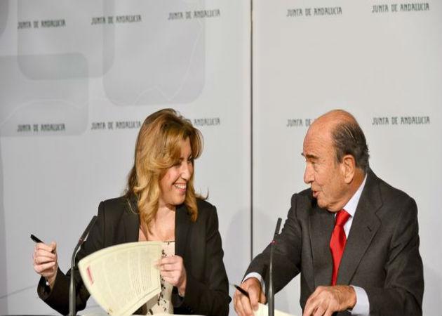 Banco Santander facilitará a jóvenes andaluces en paro realizar prácticas remuneradas en empresas
