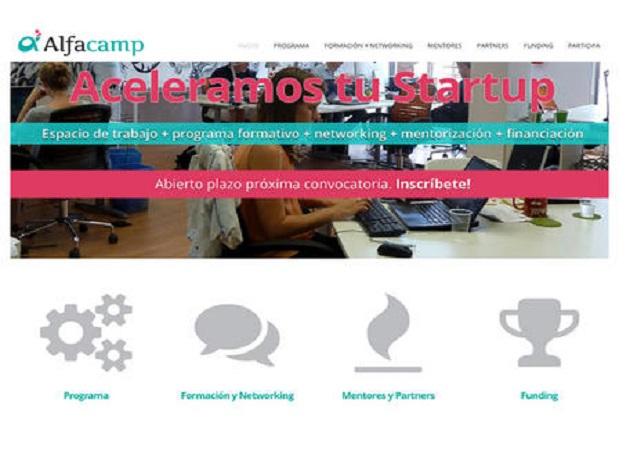 Alfacamp anuncia a los ganadores de su primera edición