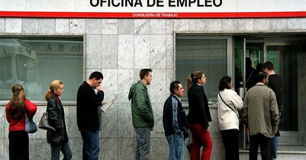 En dos años de legislatura de Rajoy se ha perdido más de un millón de ocupados
