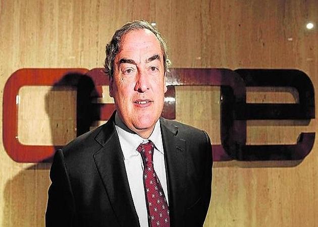 La CEOE asegura que el crecimiento de los sueldos no debe superar el 0,6% este año