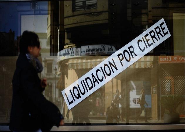 9.310 empresas se declararon en concurso de acreedores en 2013