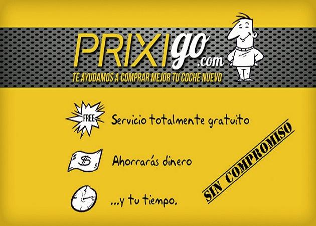 PRIXIgo, una nueva herramienta que te ayudará a la hora de elegir coche