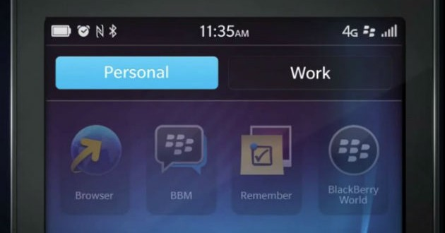 BlackBerry Workdrives 2.0 lleva Sharepoint a BlackBerry os 10