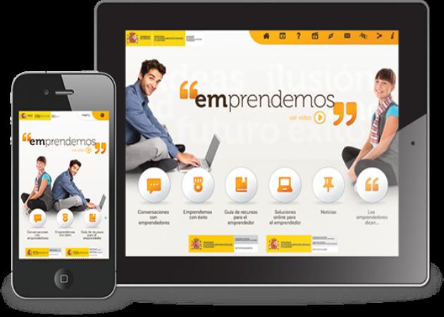 """""""Emprendemos"""", nueva aplicación para jóvenes emprendedores"""