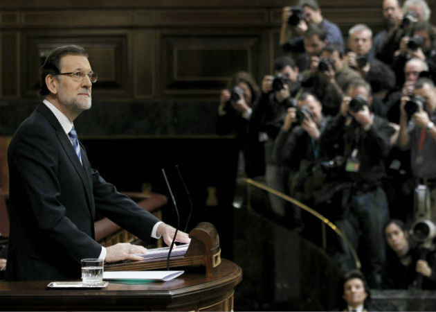 Rajoy anuncia exención del IRPF para sueldos bajos y una tarifa plana de cotización para empresas