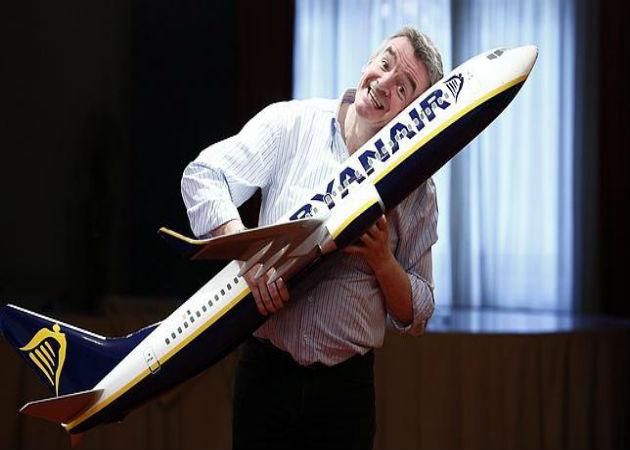 Ryanair ofrecerá vuelos desde Europa hasta Estados Unidos por menos de 15 euros