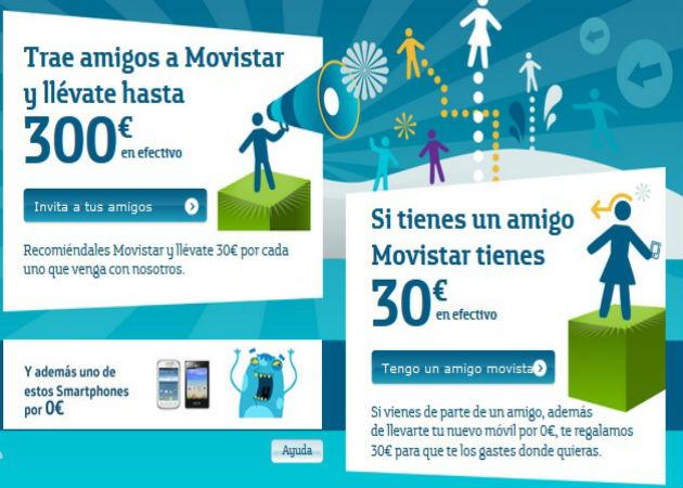 """Movistar pone en marcha el programa """"Vas de mi Parte"""""""