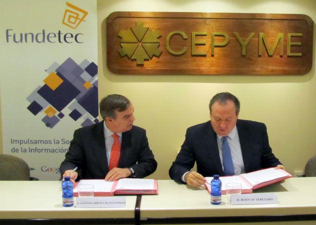 Cepyme y Ceat convocan la primera edición de los Premios Cepyme