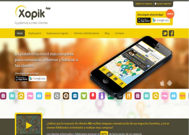 Xopik te ayudará a lanzar una campaña de mobile marketing en 1 minuto