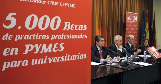 69.469 universitarios españoles se inscriben en el programa Prácticas en Pymes