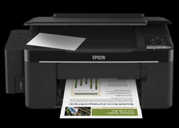 Epson amplia su oferta de impresoras de inyección de tinta