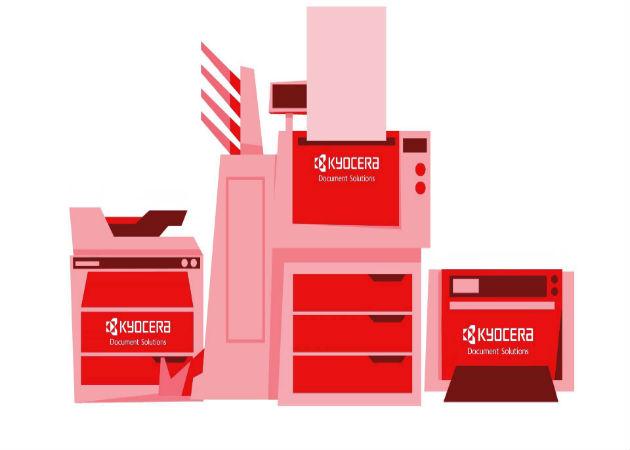 Kyoprint facilita las tareas de impresión a las pymes