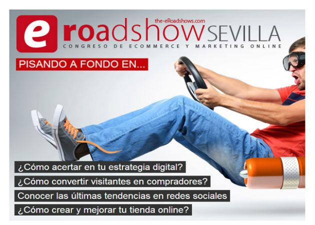 Los eRoadshows vuelven a recorrer España en abril y mayo