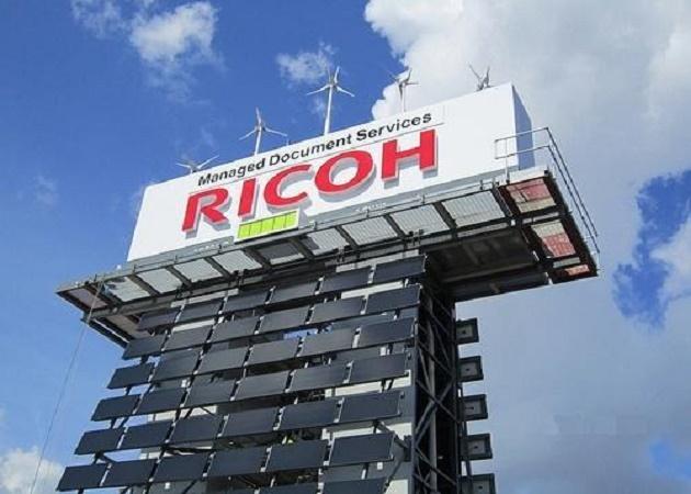 Llega la impresión interactiva a Europa de la mano de RICOH