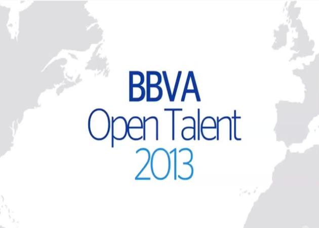 BBVA abre el plazo de inscripción para Open Talent 2014