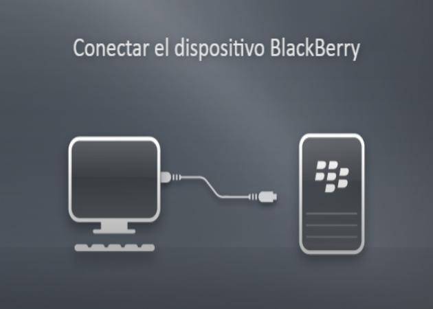 Cómo usar un Blackberry como módem IP