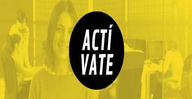 La plataforma Actívate ya cuenta con más de 45.000 jóvenes incritos