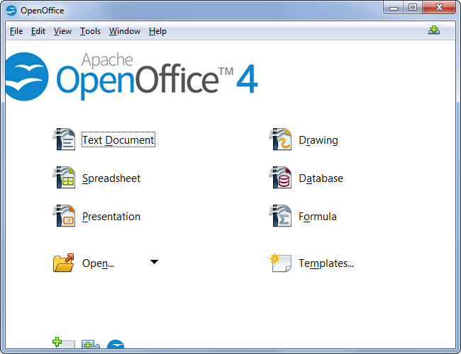 Libreoffice vs openoffice cu l deber as escoger para tu empresa muypymes - Open office 4 en francais ...