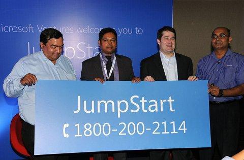 Microsoft apuesta por los emprendedores indios